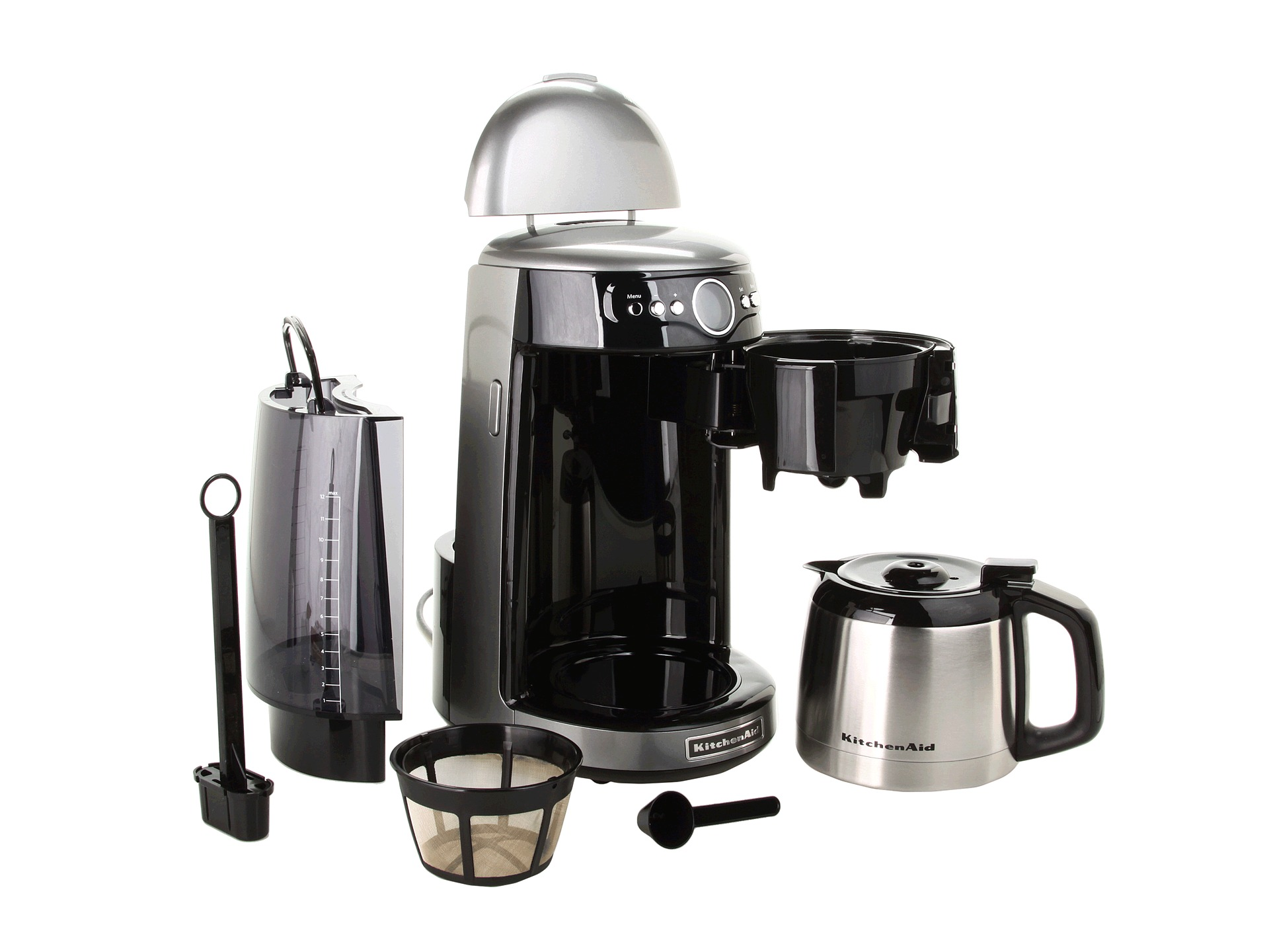 Kitchenaid 12 Cup Thermal Coffee Maker Shipped Free at Zappos