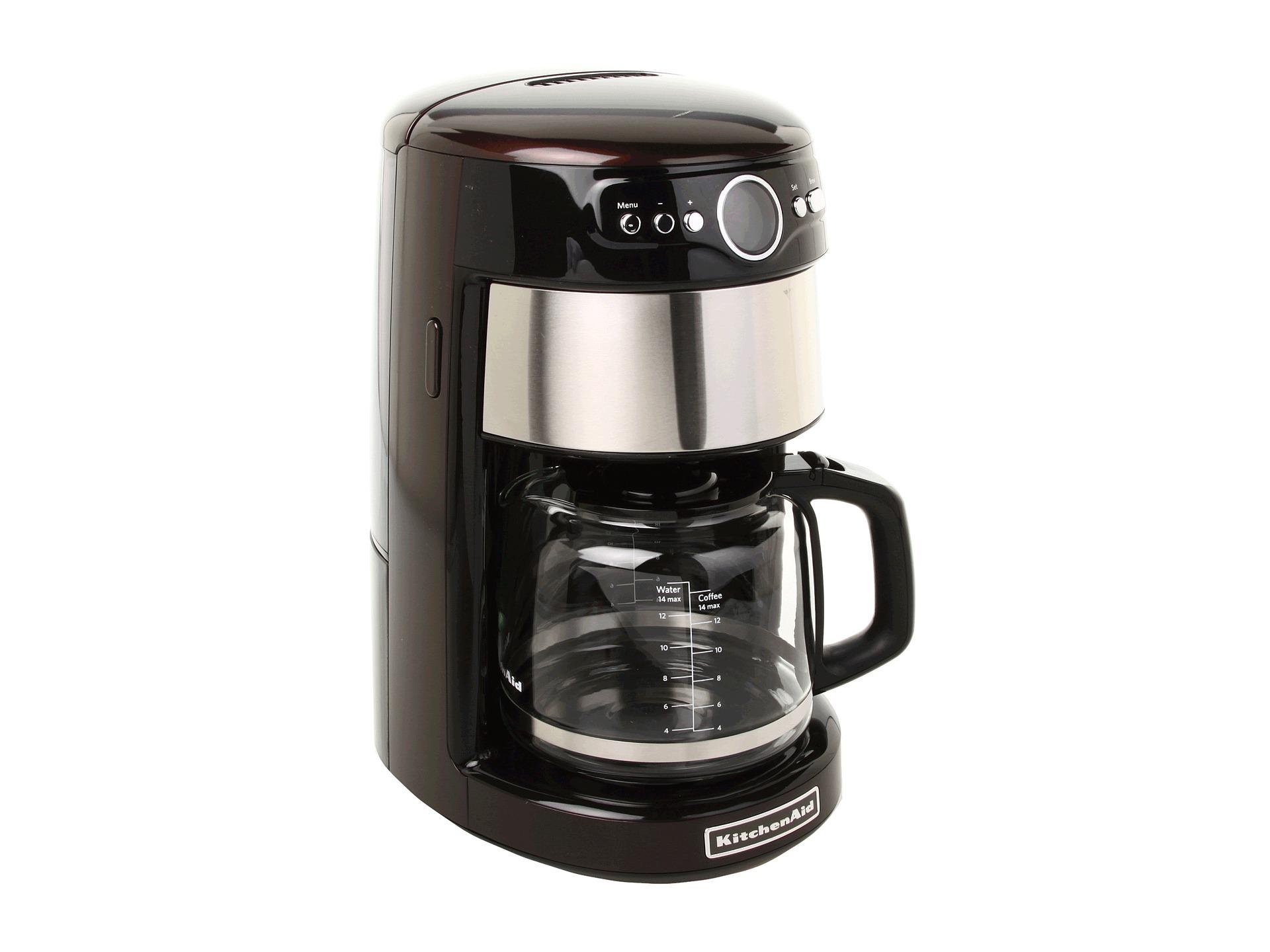 Kitchenaid Coffee Maker 14 Cup Manual : Kitchenaid: Kitchenaid 14 Cup Coffee Maker