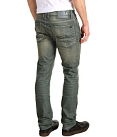 Buffalo David Bitton - Adrian Skinny in Dark Green