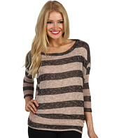 Christin Michaels - Norena Striped Top