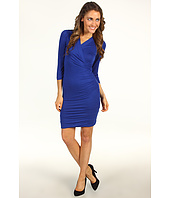 Christin Michaels - Cicie V-Neck Dress