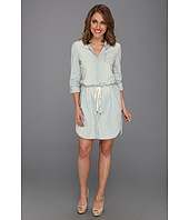 Calvin Klein Jeans - Cinch Waist Denim Shirtdress