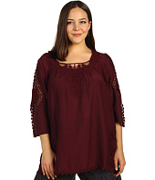 XCVI Plus Size - Plus Size Harbor Tunic
