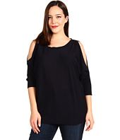 MICHAEL Michael Kors Plus - Cold Shoulder Sweater