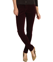 Worn Jeans - Cee Cee Ultra Skinny in Deep Burgundy