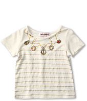 Juicy Couture Kids - Anchor Necklace Tee (Infant)