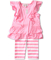 Juicy Couture Kids - Ruffles and Stripes Set (Infant)