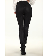 DKNY Jeans - Coated Soho Skinny in Jet