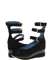 Marc by Marc Jacobs - Three-Strap Wedge Sandal