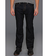 Mek Denim - Luther Straight Leg Jean in Black Bart/Raw