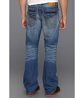 Mek Denim - Neil Classic Boot Flap Jeans in Toke Light Wash