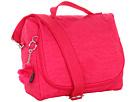 Kipling Kichirou Lunch Bag (Vibrant Pink)