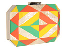 Rafe New York - Dawn Minaudiere (Yellow/Green/Orange)