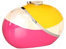 Rafe New York - Lizelle Minaudiere (Yellow/Pink)
