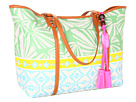Rafe New York - Jesse East/West Tote (Mint Palma)