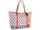 Rafe New York - Jesse East/West Tote (Pink Scallop)
