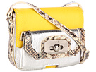 Rafe New York - Monique Crossbody (Lemon/Silver)