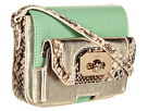 Rafe New York - Monique Crossbody (Mint/Gold)
