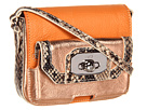 Rafe New York - Monique Crossbody (Peach/Copper)