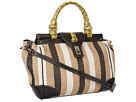 Rafe New York - Bryn Dowel Bag (Black/White)