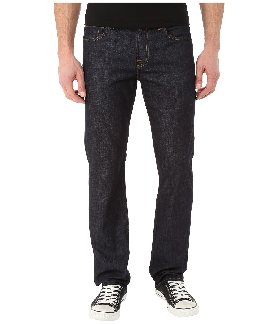 7 For All Mankind Carson Easy Straight Leg in Dark and Clean (Dark and Clean) Men
