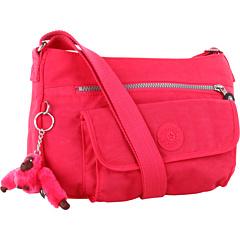 Kipling Syro Shoulder/Crossbody Bag Vibrant Pink