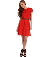 McQ - Laser Cut Dress