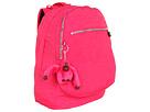 Kipling Challenger II Backpack (Vibrant Pink)
