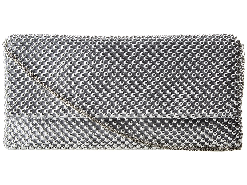 Nina - Keiko (Silver) Convertible Handbags