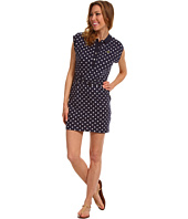 Fred Perry - Cap Sleeve Polka Dot Dress