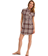 Fred Perry - Short Sleeve Madras Shirtdress