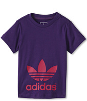 adidas Originals Kids - Infant Trefoil Tee (Infant/Toddler)