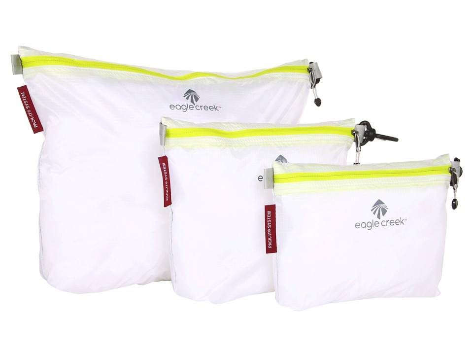 Eagle Creek - Pack-Ittm Specter Sac Set (White/Strobe) Bags