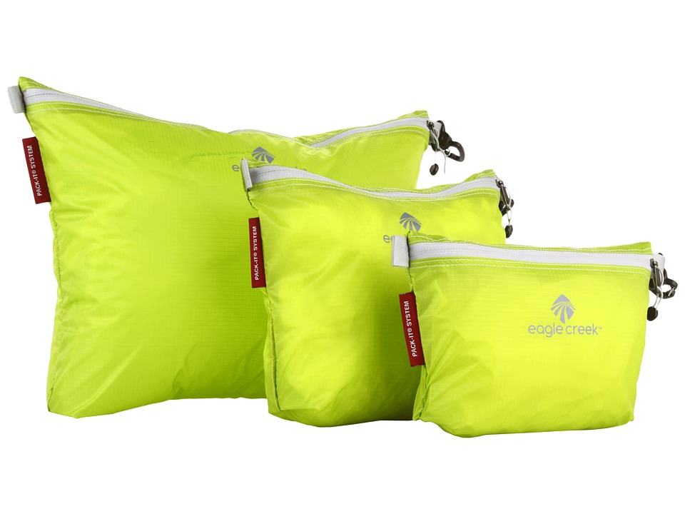 Eagle Creek - Pack-It Specter Sac Set (Strobe Green) Bags
