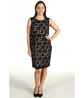 DKNY Jeans - Plus Size Cotton Lace Dress