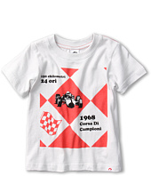 Appaman Kids - RaceCar Argyle Super Soft T-Shirt (Toddler/Little Kids/Big Kids)