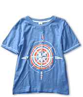 Appaman Kids - Compass Super Soft T-Shirt (Toddler/Little Kids/Big Kids)