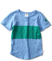 Appaman Kids - S/S Slub Jersey Henley (Toddler/Little Kids/Big Kids)