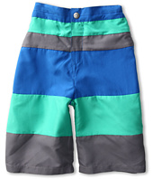 Appaman Kids - Striped Swim Shorts w/ Mesh Lining (Toddler/Little Kids/Big Kids)