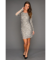 ABS Allen Schwartz - Sequin Lace Cocktail Dress
