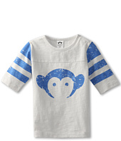 Appaman Kids - Retro Appaman Logo Monkey Hockey Jersey (Toddler/Little Kids/Big Kids)