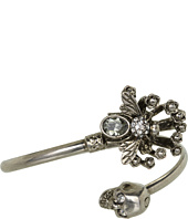 Alexander McQueen - Twin Skull and Bee Bracelet