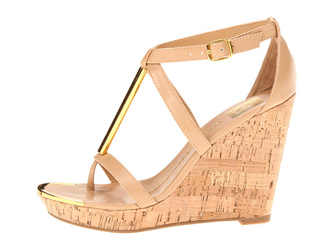 DV by Dolce Vita - Tremor (Nude) Womens Wedge Shoes