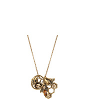 Alexander McQueen - Skull and Bee Charms Pendant