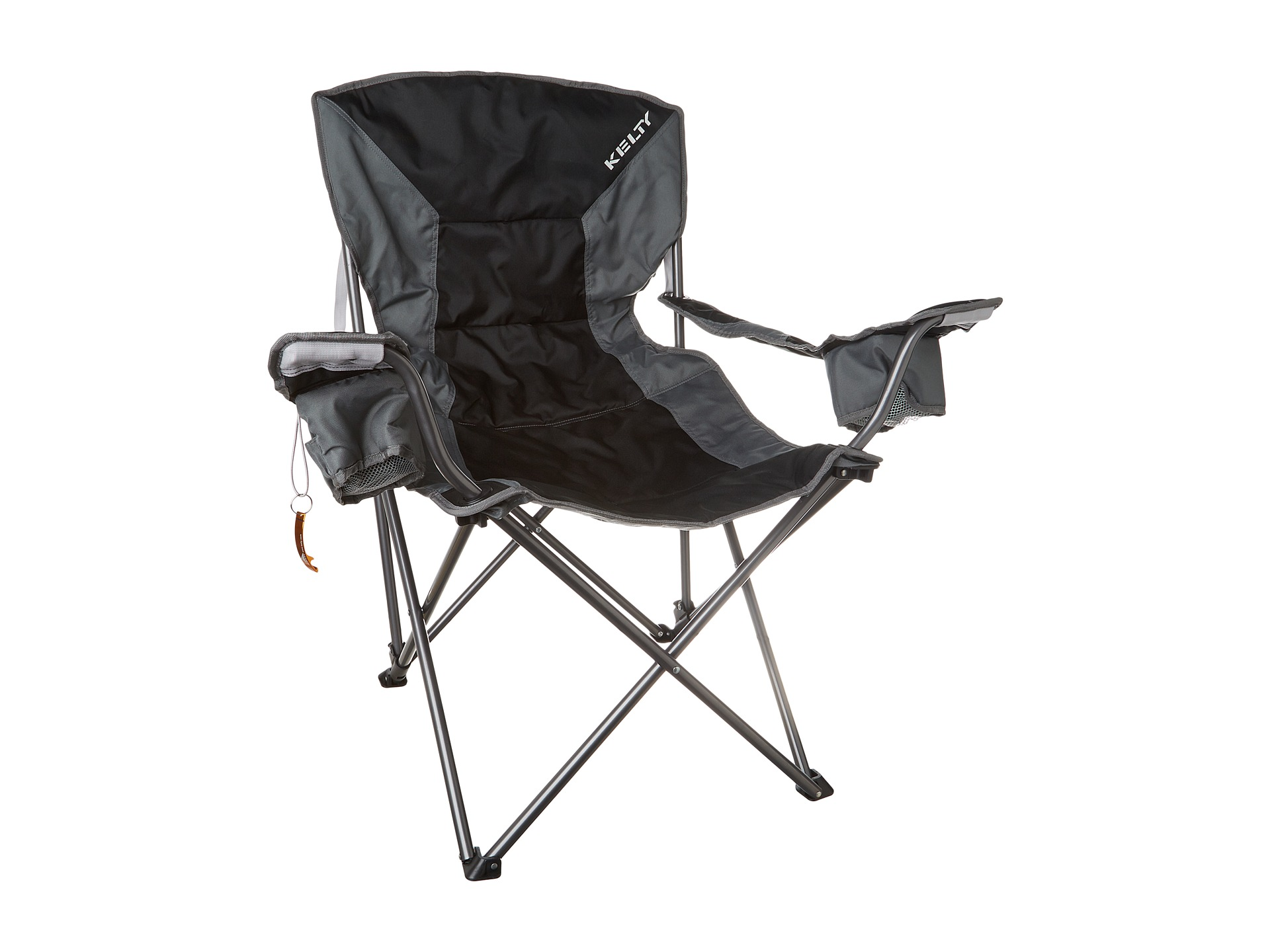 Kelty Deluxe Lounge Chair Black Zappos Free Shipping BOTH Ways