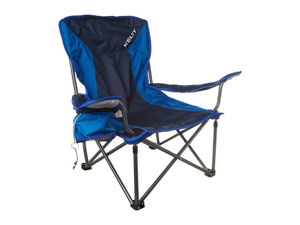 Kelty LowDown Chair Blue 1 Outdoor Sports Equipment