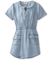 Appaman Kids - Super Soft Lightweight Chambray Alyssa Dress (Toddler/Little Kids/Big Kids)
