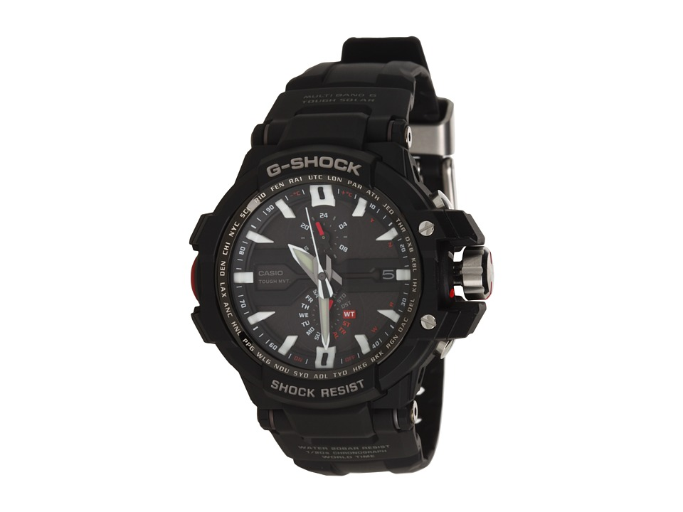 G Shock G Aviation GWA1000 Black Sport Watches