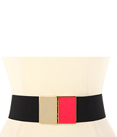 Kate Spade New York - Pop Of Color Rectangular Buckle Belt