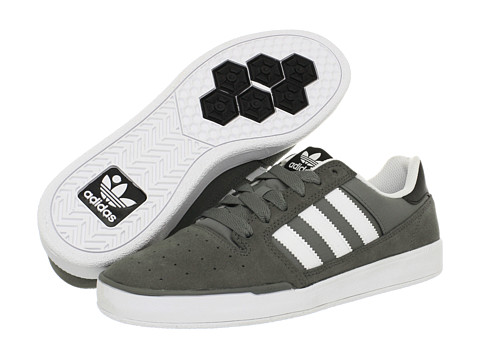 adidas Skateboarding Pitch Mid Cinder/Running White/Black 1